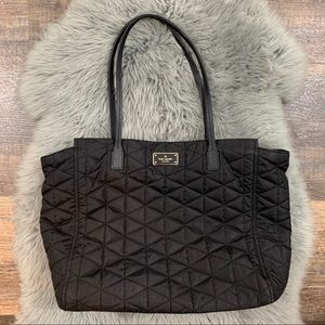 Kate Spade Blake Avenue Quilted Taden Nylon Tote